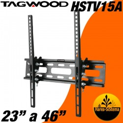 "Soporte Lcd Led Tagwood 23"" a 46"" Inclinacion Reforzado"
