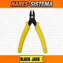 "Alicate mini corte al ras 4.5"" Black Jack"