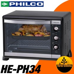 Horno Electrico Philco HE-PH34 30 Lts