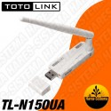 Adaptador Wireless N 150 Mbps USB Toto Link