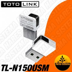 Adaptador Mini Wireless N 150 Mbps USB Nano Toto Link