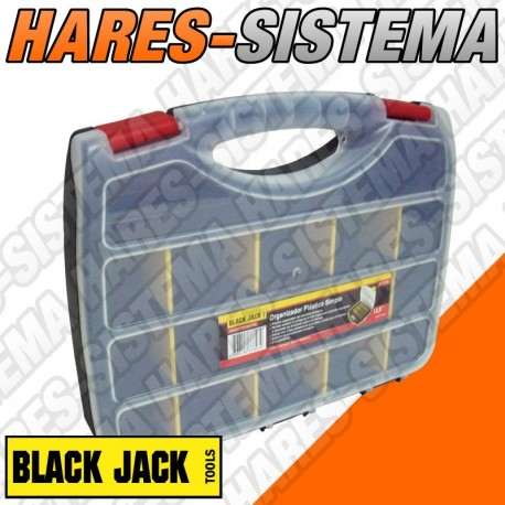 Organizador Gavetero Simple Black Jack