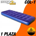 Colchon Inflable 1 Plaza Brogas
