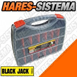 "Organizador Gavetero Simple 15"" Black Jack"